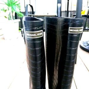 Michael Kors Long Rain Boots